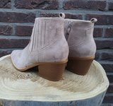 LILY BOOTS BEIGE_