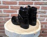 DAISY BOOTS BLACK_