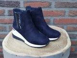 JADE BOOTS BLUE_