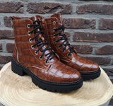 LIZZY CROC BOOTS BROWN_