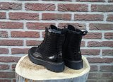 SANDY CROC BOOTS BLACK_