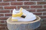EMMY SNEAKER WHITE/yellow_
