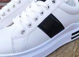 LEXI SNEAKER WHITE/BLACK_