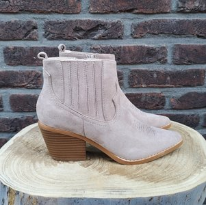 LILY BOOTS BEIGE