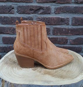 LILY BOOTS CAMEL
