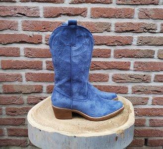 KAYLEE BOOTS BLUE