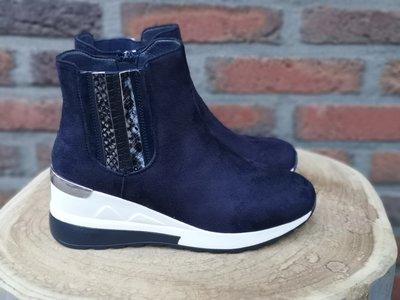 JADE BOOTS BLUE