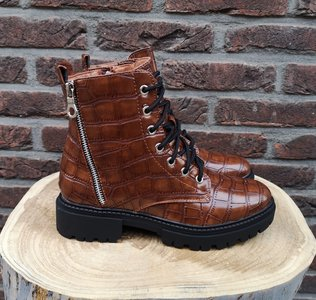 LIZZY CROC BOOTS BROWN