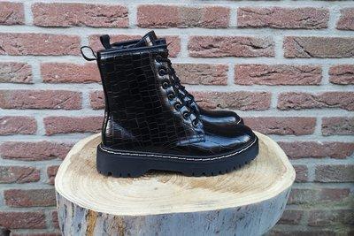 SANDY CROC BOOTS BLACK